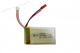 Аккумулятор (FT007) Hot RC Li-Po 1000mAh 7.4V 2S 25C 17x30x55мм, вес 50 г
